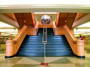 Clinton Macomb Lib Stairs 02