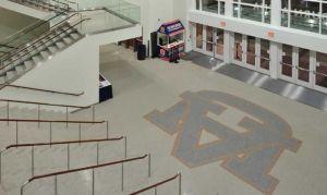 Corradini Corp. Auburn University Basketball Arena #03