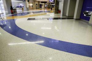 Corradini Corp. Oklahoma City Thunder Basketball Arena #04