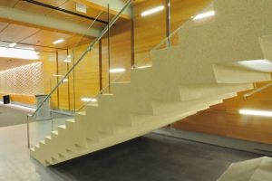 UCLA Stair